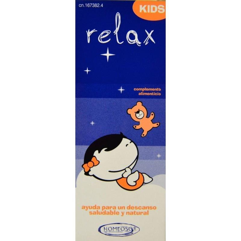 Relax Kids Homeosor 150ml