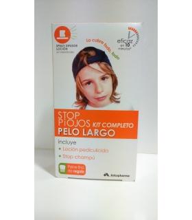 Stop Piojos Pack Cabello Largo