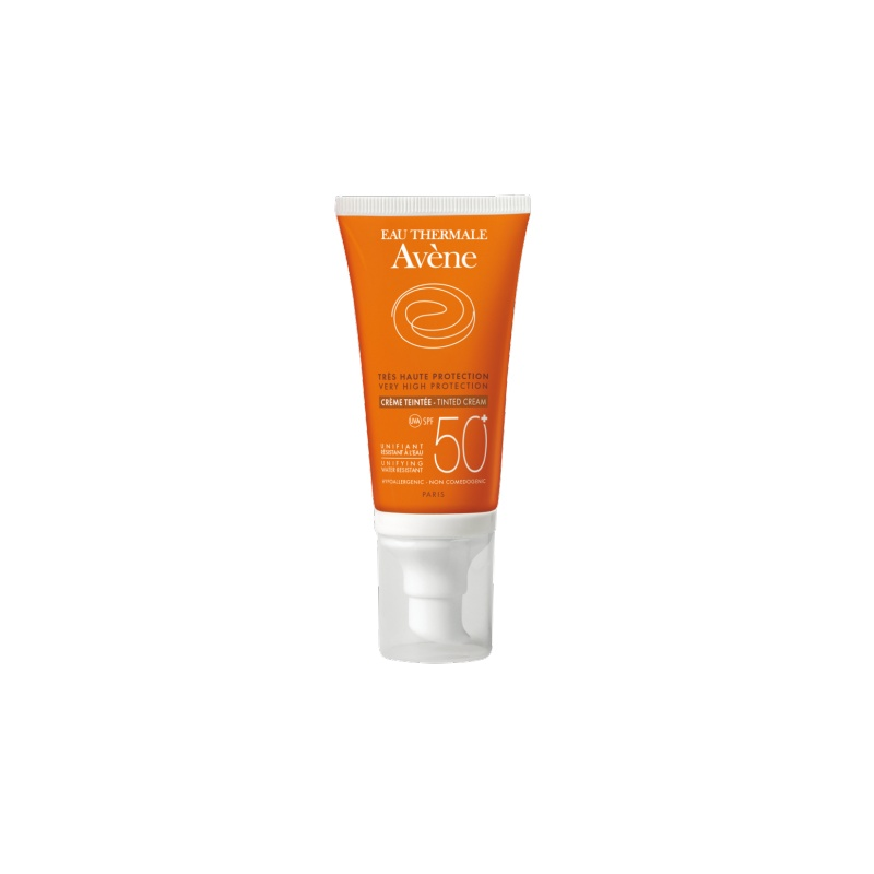 Avene Solar Crema 50+ Color 50ml