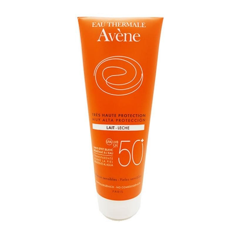 Avene Leche Adulto 50+ 250ml