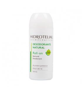 Hidrotelial Desodorante Natural Roll On 75ml