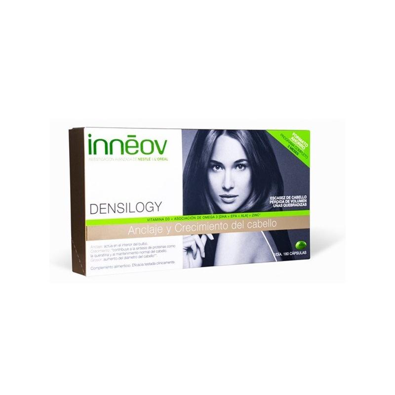 Inneov Densilogy Mujer Cofre 3 meses 180 cápsulas.