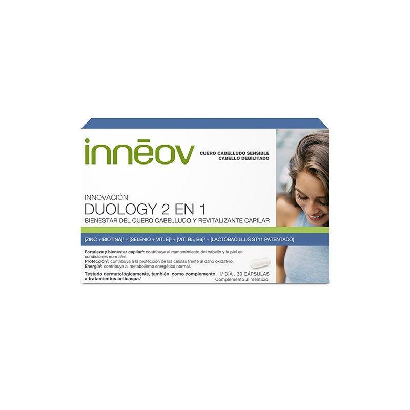 Inneov Duology 2 en 1 30 cápsulas.