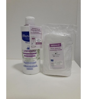 Mustela Linimento Higiene Zona Pañal 400ml
