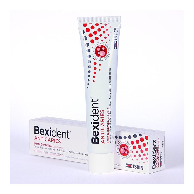 Bexident Anticaries Pasta Dentífrica 125ml