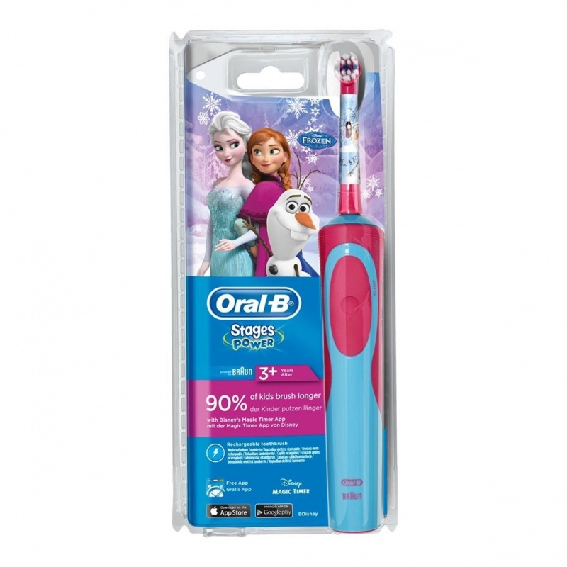 Cepillo Infantil Oral-B Stages Frozen