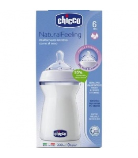 Biberon Chicco Step Up 3 +6m 330ml