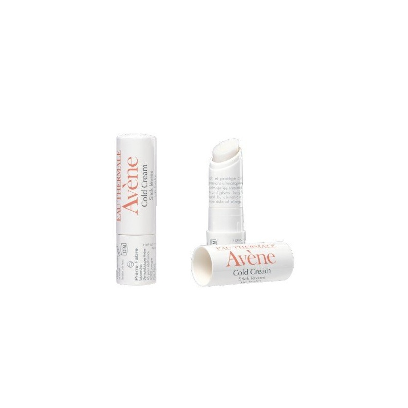 Avene Cold Cream Stick Labial Duplo 2x4g