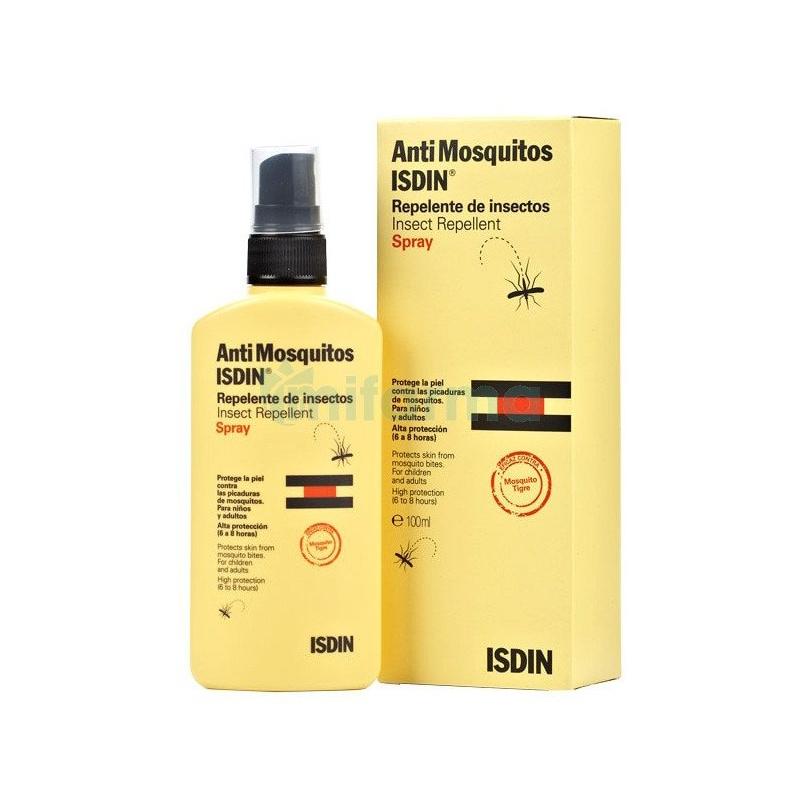 Antimosquitos Isdin 20% Spray 100ml