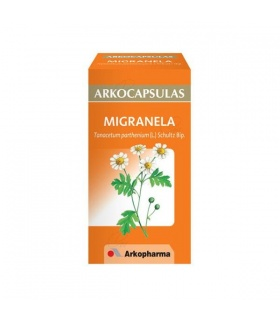 ARKOCAPSULAS MIGRANELA 48 CAPS