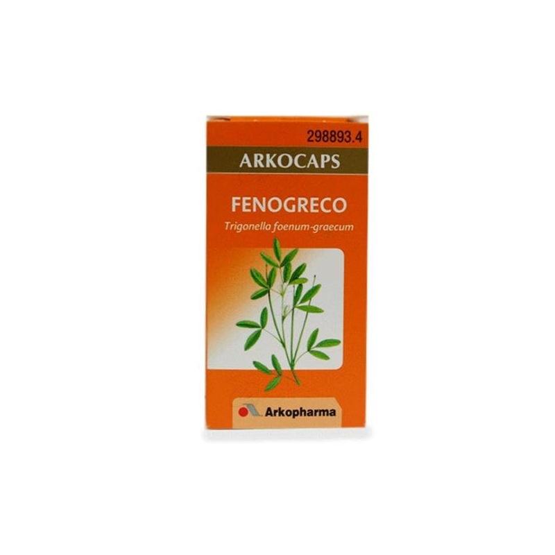 ARKOCAPSULAS FENOGRECO 50 CAPS
