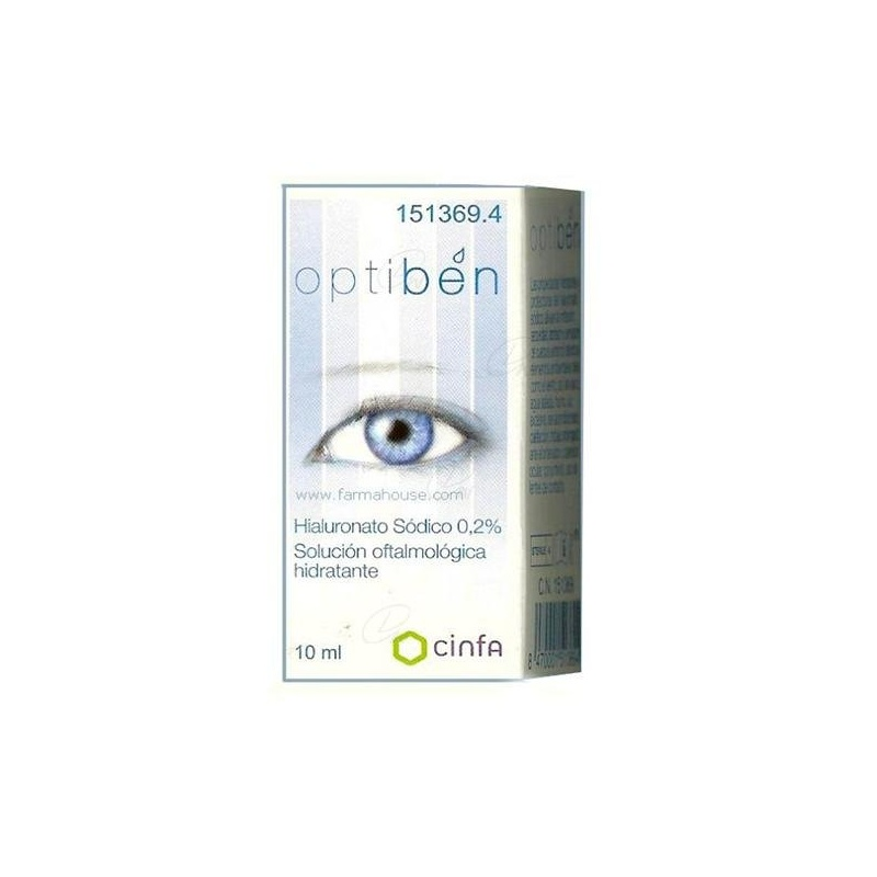 OPTIBEN COLIRIO 10 ML