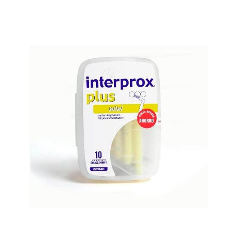 CEPILLO INTERPROX PLUS MINI10U