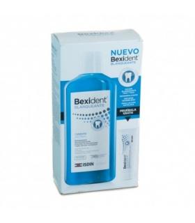 Bexident Blanqueante Colutorio 500ml + pasta 8ml