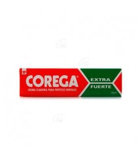 Corega Super Ultra Crema de fijación para las dentaduras postizas CR EXT FTE40