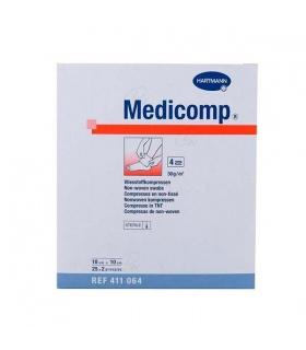 MEDICOMP NON-WOVEN 10X10 25X2 UNIDADES