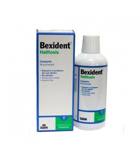 BEXIDENT HALITOSIS COLUT 500