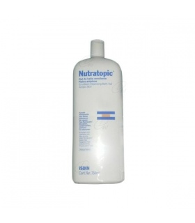 NUTRATOPIC GEL BAÑO EMOL 750ML