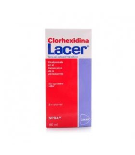 CLORHEXIDINA LACER SPRAY 40 ML