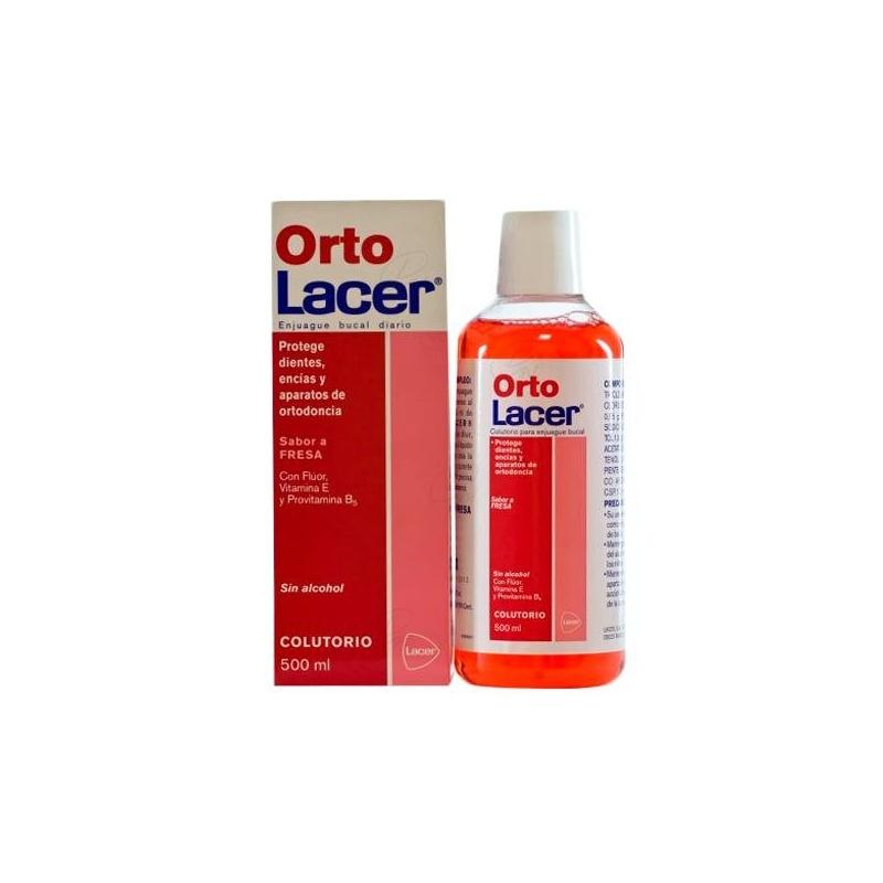 ORTOLACER COLUT FRESA 500 ML
