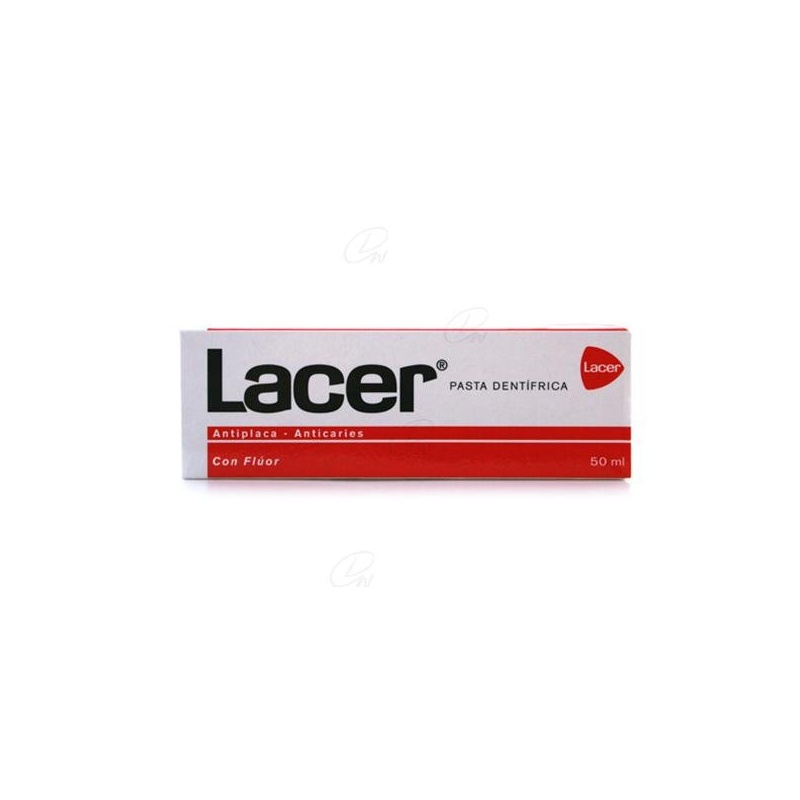 LACER FLUOR PASTA 50 ML
