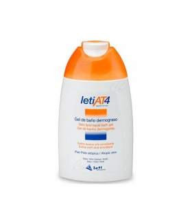 LETI AT-4 GEL DERMOGRASO 200