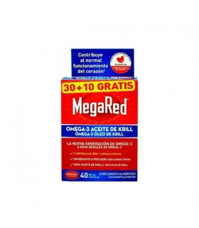 MEGARED PROMO 30+10 GRATIS
