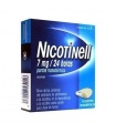 NICOTINELL 7 MG/24 H 14 PARCHES TRANSDERMICOS 17