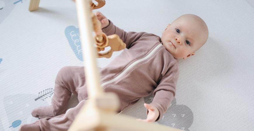 Cuida a tu bebé con los cosméticos de Mustela