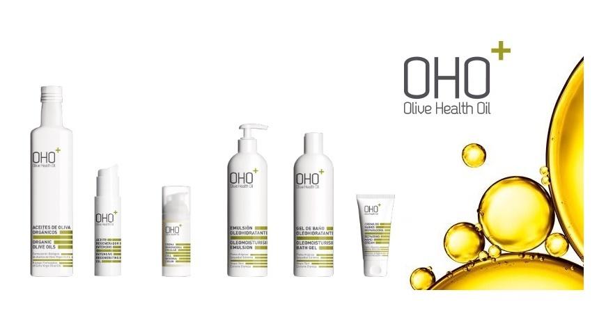 OHO y su cosmética formulada con aceite de oliva orgánico