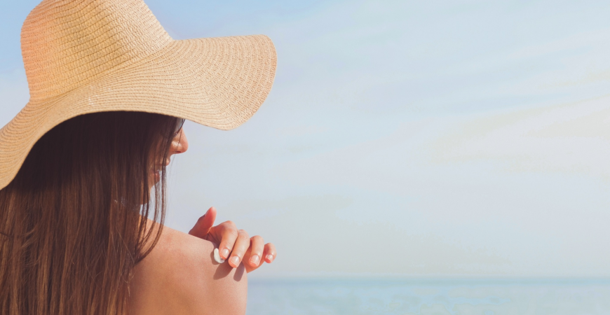 Fotoprotección, imprescindible en verano