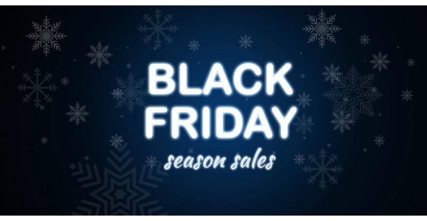 Especial Black Friday: compra tus regalos navideños