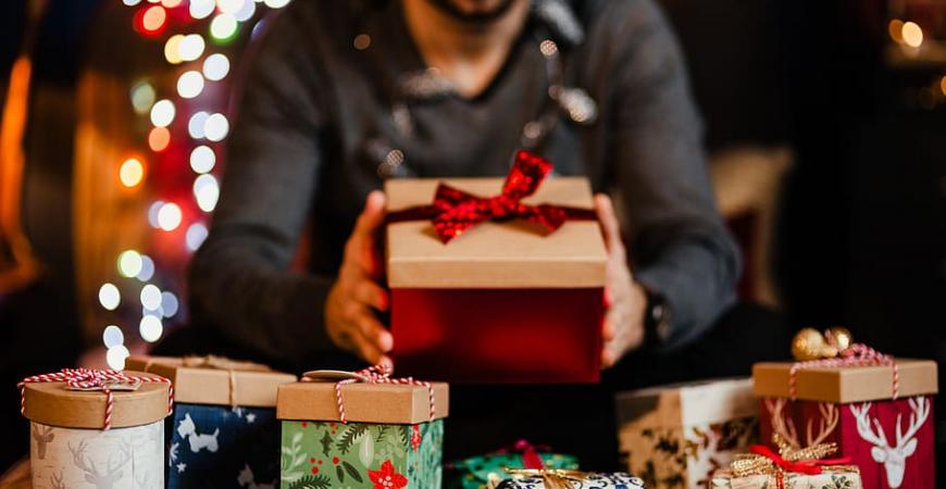 Regalos de Navidad para ellos
