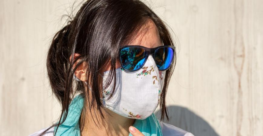 Tratamientos para la irritación del rostro por las mascarillas